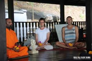 Swami Tattvarupananda (Philosophy), George Anthony (Asana & Methodology), Kosta Miachin (Asana, Pranayama & methodology)